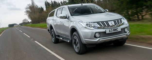 Our Vans: Mitsubishi L200 Barbarian