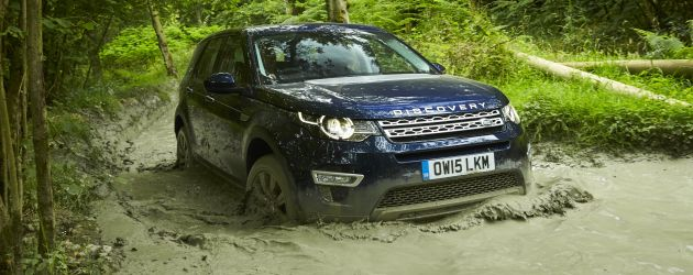 Top 10 SUVs for off-roading
