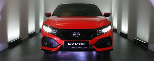 Top 10 things you need to know about the new Honda Civic