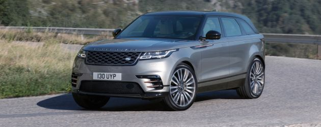 Geneva Motor Show: Range Rover Velar to make global debut