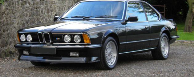 M635 CSI breaks auction record