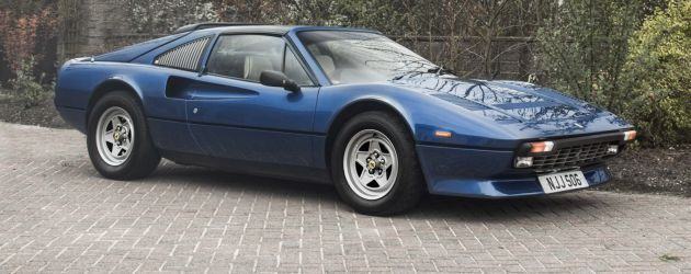 V12 engined Ferrari 308 for sale