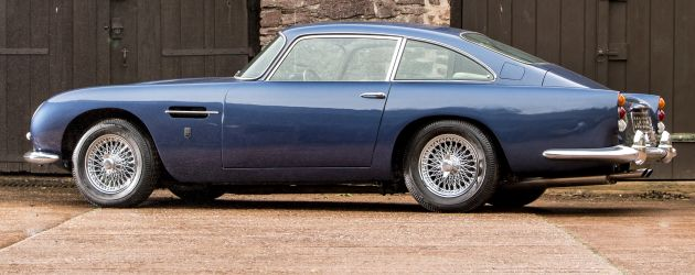 DB5 steals the show at Bonhams' Aston auction