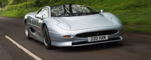 Jaguar XJ220 celebrations set for Silverstone Classic