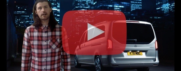 VIDEO: Mercedes-Benz V-Class