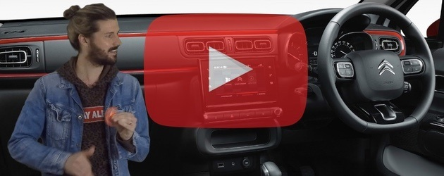 VIDEO: Citroen C3 - too much personality?