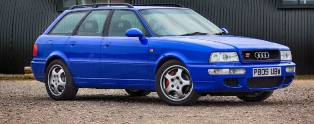 Review: Audi RS2 Avant