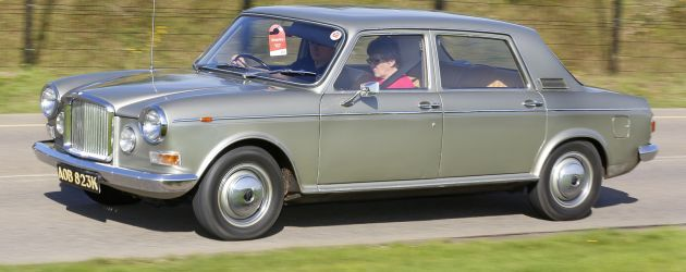 Vanden Plas prototype set for classic motor show