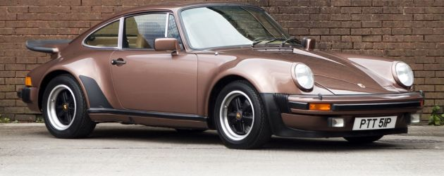 Top 10: Classic Porsches for sale