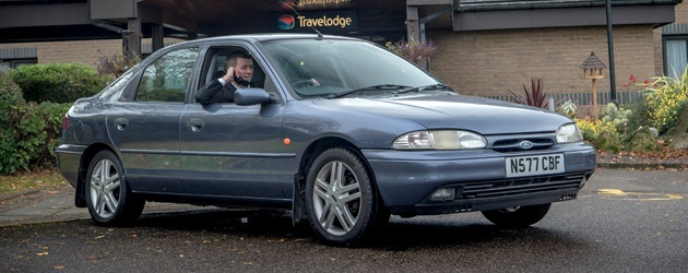 Ford Mondeo turns 25