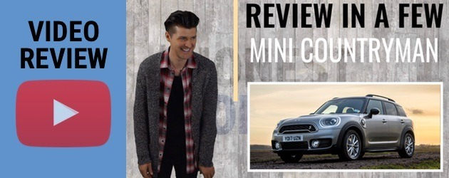 VIDEO: MINI Countryman - big MINI, massive costs, medium fun