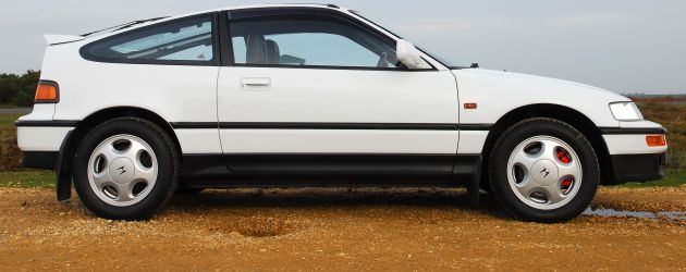 Review: Honda CRX