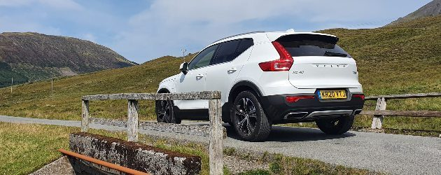 Our Cars: Volvo XC40