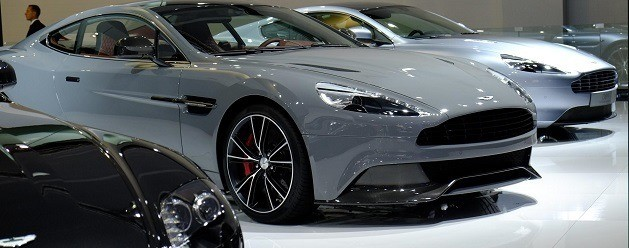 Frankfurt Motor Show 2013: Top 10 British cars