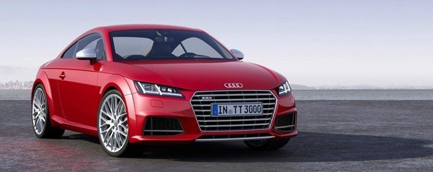 Geneva Motor Show 2014: Wraps off the NEW Audi TT