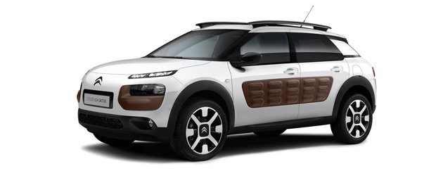 Geneva Motor Show 2014: Citroen C4 Cactus makes its debut