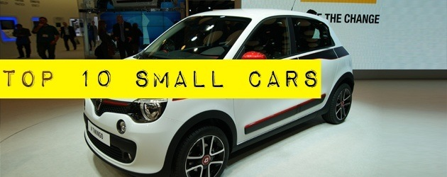 Geneva Motor Show 2014: Top 10 small cars