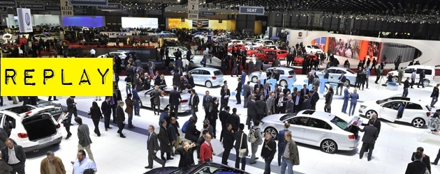 REPLAY: The Geneva Motor Show 2014
