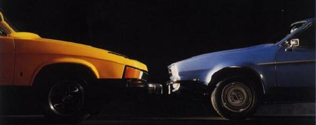 Curiosities: BL Safety Research Vehicles