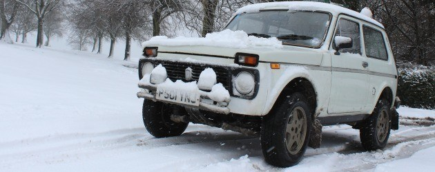 Top 10: Winter 4x4s for £2000