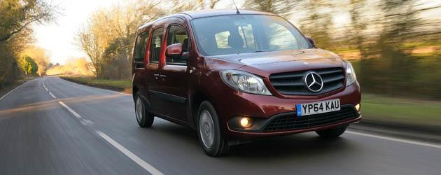 Driven: Mercedes-Benz Traveliner