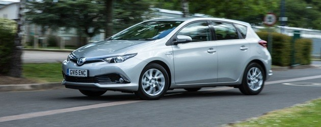 Top 10: Best hybrids for company car tax