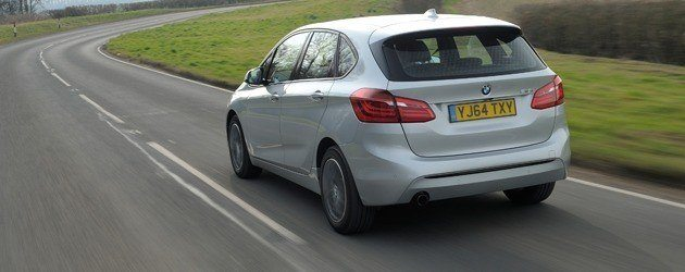 Our Cars: BMW 218i Active Tourer