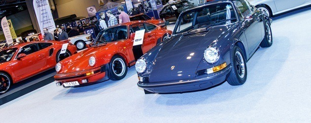 Highlights of the NEC Classic Motor Show 2015
