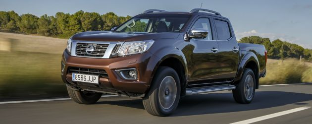 Latest review: Nissan Navara NP300