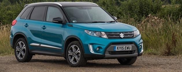 Our Cars: Suzuki Vitara