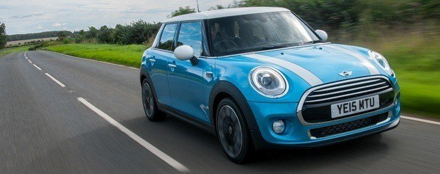 Our Cars: MINI Cooper 5-door
