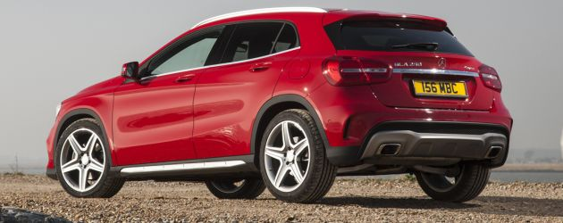 Featured Deal: Save on leasing a Mercedes-Benz GLA Class