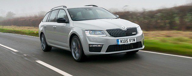 Our Cars: Skoda Octavia vRS Estate