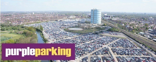 Save up to 15% on Airport Parking