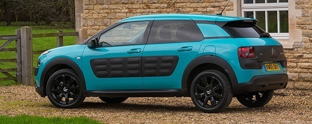 Our Cars: Citroen C4 Cactus