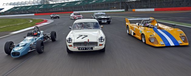 HSCC celebrates 50 years of classic motorsport