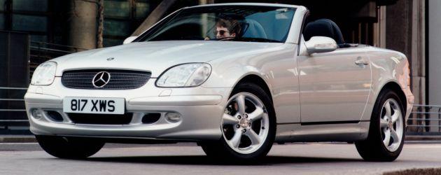 Happy Birthday: Mercedes SLK