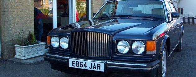 Our cars: Bentley's bodywork marathon