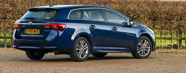 Our Cars: Toyota Avensis Touring Sports