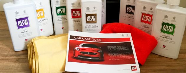 WIN! This Autoglym car care kit