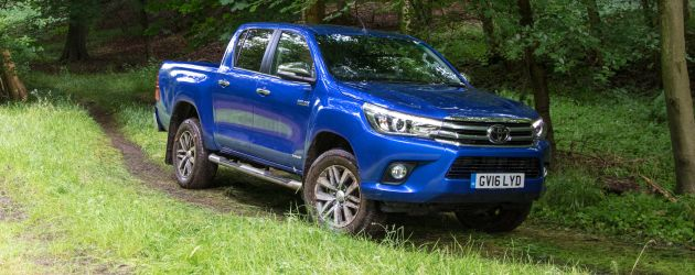 Latest review: Toyota Hilux