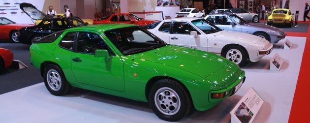 NEC Classic Motor Show 2016: Friday's top 10 cars