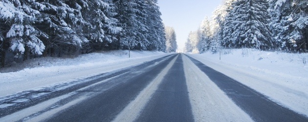 Winter driving - tips and advice to keep you safe