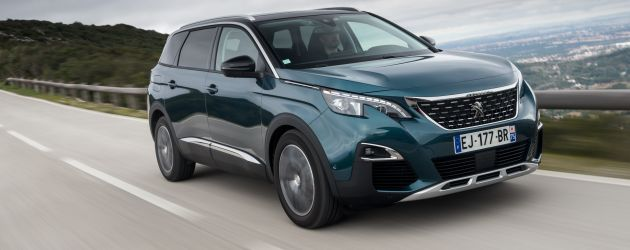 Tested: Peugeot 5008 2.0 BlueHDi