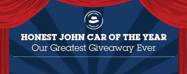 Enter our Car of the Year competition