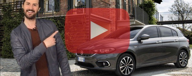 VIDEO: Fiat Tipo - review in a few
