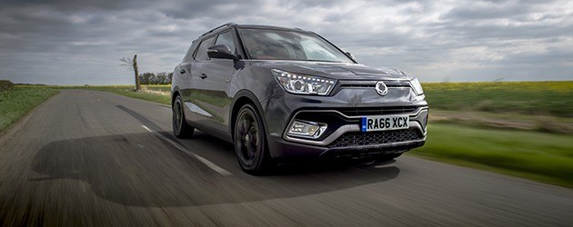 Our Cars: SsangYong Tivoli