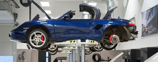 Looking for somewhere trustworthy to service your Porsche?