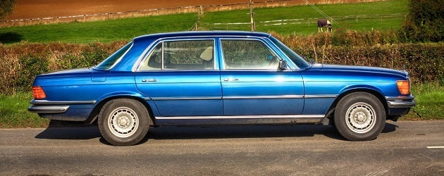 Classic road test: Mercedes-Benz 450SEL 6.9