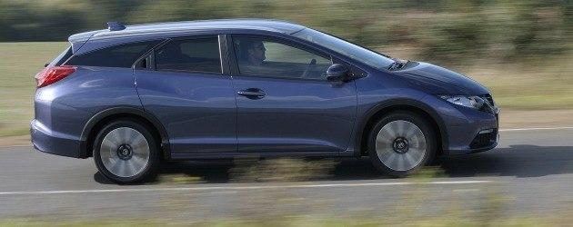 Our Cars: Honda Civic Tourer joins the fleet
